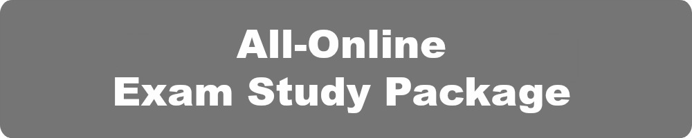 All-Online Exam Study Package